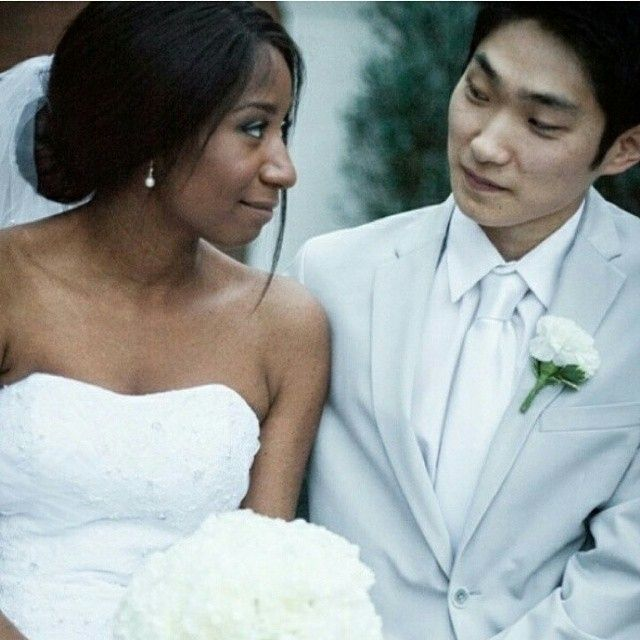 Ambw Wedding  Interracial Couples, Interracial Love -8352