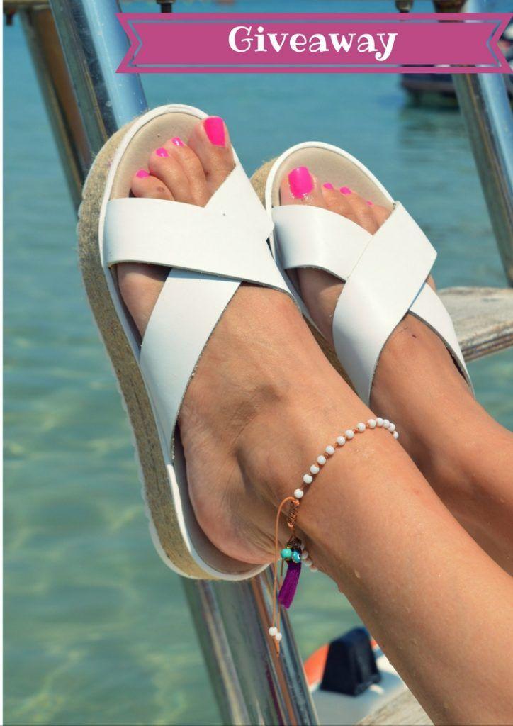 #stemaworld #giveaway #sandals