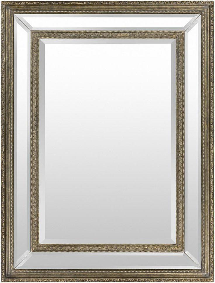 Marshall Silver Wall Mirror