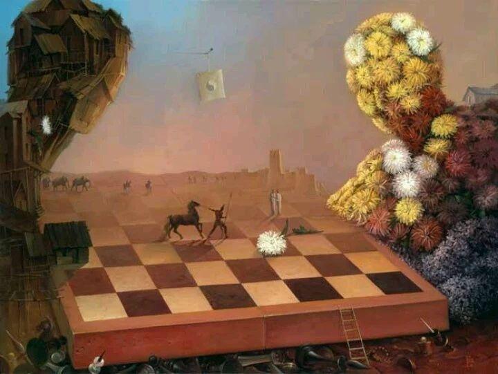 Victor Bregeda, 1963 ~ Surrealist painter.