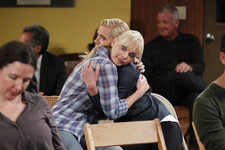 Pin for Later: Fall TV Is Here! Get Excited With All the Season Premiere Pictures Mom Jaime Pressly and Anna Faris on the season premiere of Mom, airing Monday, Sept. 29, on CBS.