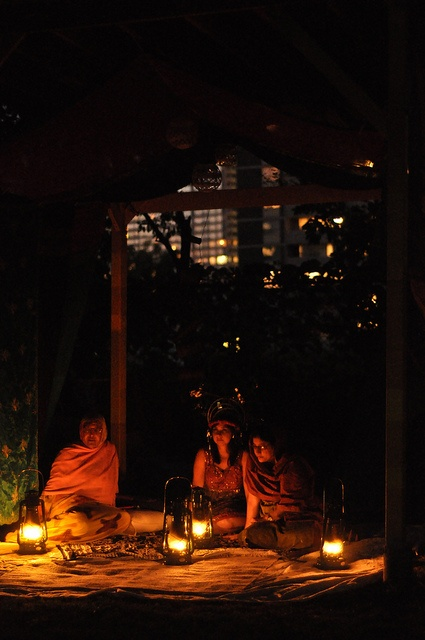 the cooks resting by MABELLEarts/Sean Frey.  Photo by Katherine Fleitas, via Flickr