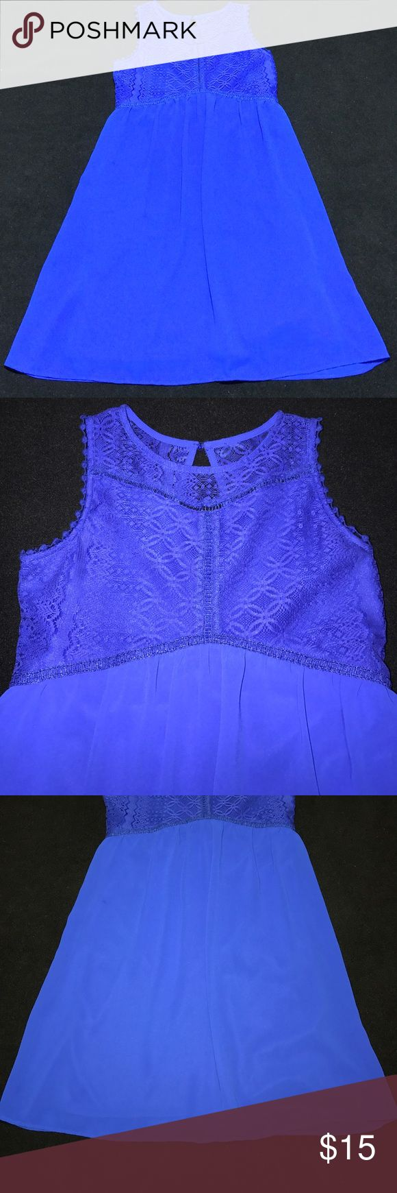 NWOT 💙Philly Girls Electric Blue Dress💙 NWOT!!  Beautiful dress... My daughter picked it out to wear to her banquet but decided on another dress instead.  Perfect condition 💙💙 Philly Dresses Formal