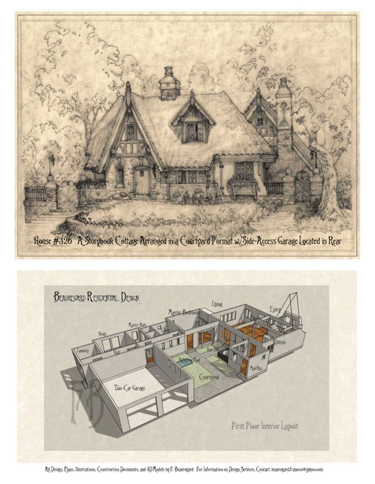 Storybook Cottage House Plans 9 best cottage bulding & info images on pinterest | storybook