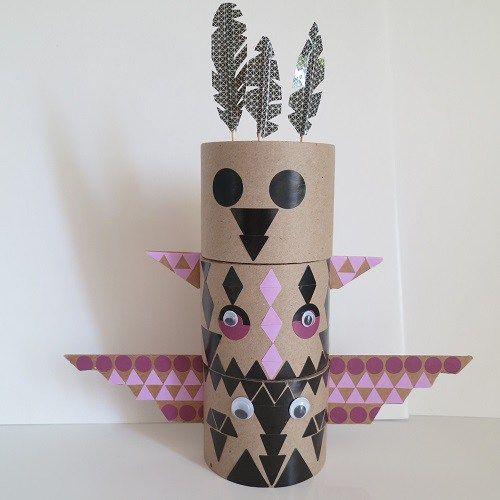 Souvent Les 25 meilleures idées de la catégorie Le totem sur Pinterest  YP74