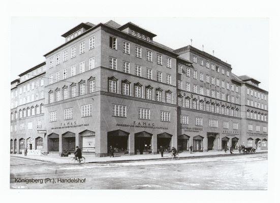 Königsberg, Stadthaus