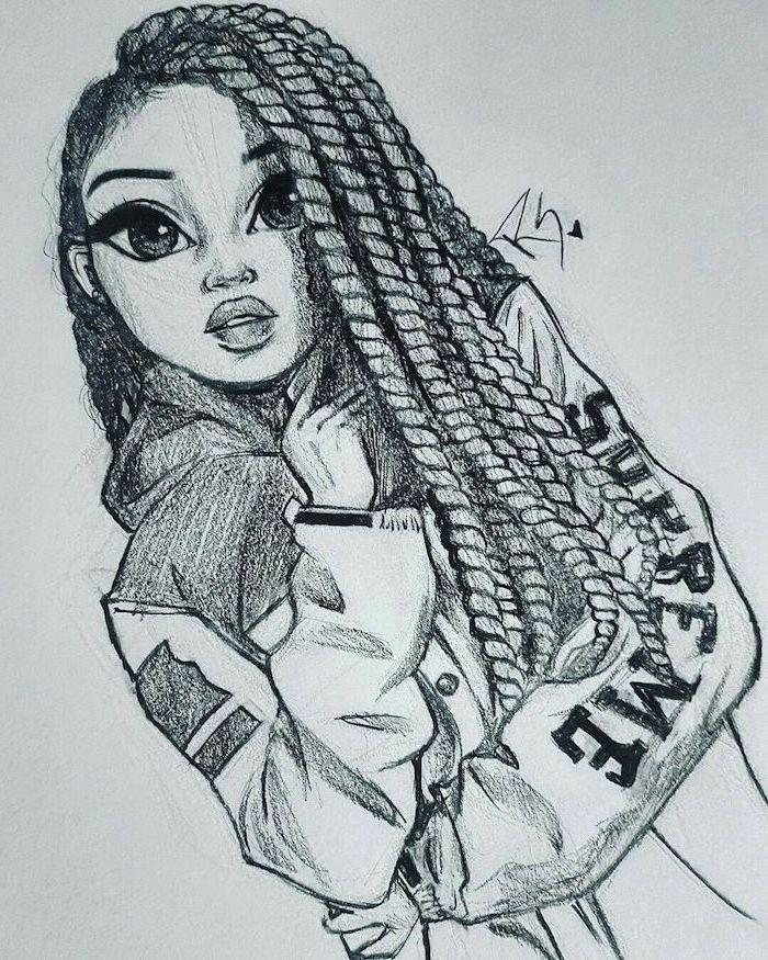 Рисунки девушек работа работа альтернативной моделью