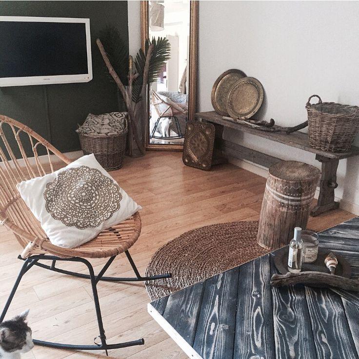 25 best ideas about fauteuil bascule on pinterest fauteuil bascule basc - Fauteuil a bascule poang ikea ...