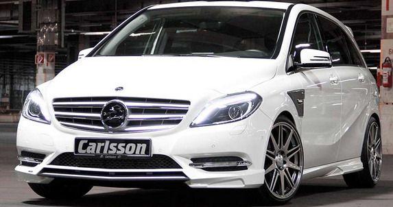 Carlsson Mercedes B klase
