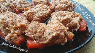 Le Ricette di Valentina: Peperoni arrosto con salsa all'antica