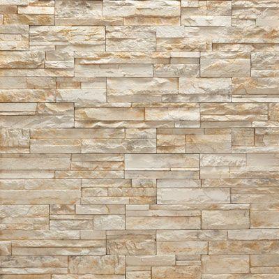 Daltile Series Manuf Stone Chiseled Ready Stack