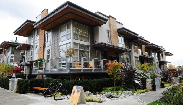 @Adera Development's Remix in North Vancouver exudes warmth, glamour