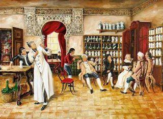 Historia, Cuentos y Otras Hierbas: De boticas y boticarios
