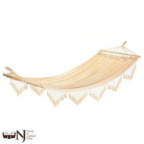 Cape #Cod #Canvas Hammock! Enjoy your holidays #outdoor with this cape cod canvas hammock. Price: $69.30 Order at