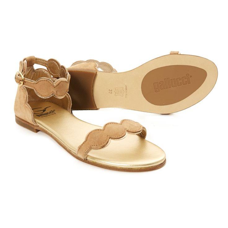 Sandales Ouvertes Montantes-product