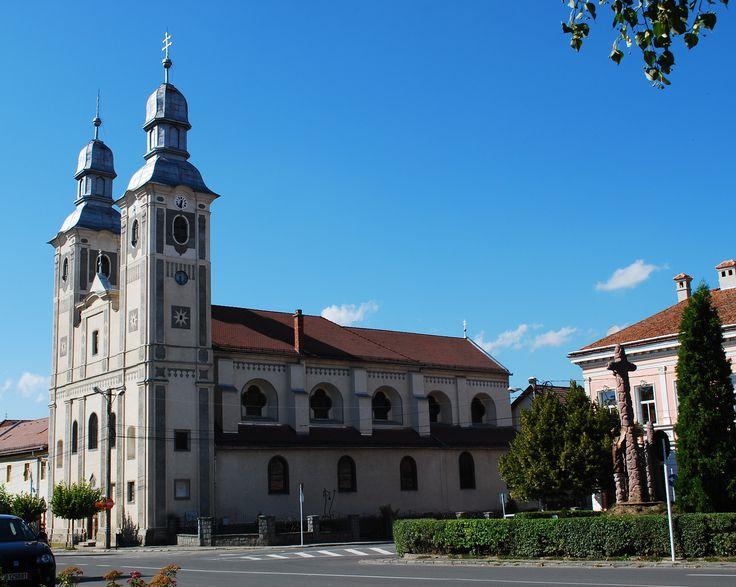 "Biserica ""Sf. Apostoli Petru și Pavel""  (1779), Str. Tamási Áron 2, Odorheiu Secuiesc"