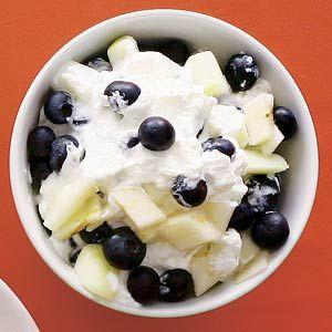 Recept - Peren-bessenyoghurt - Allerhande