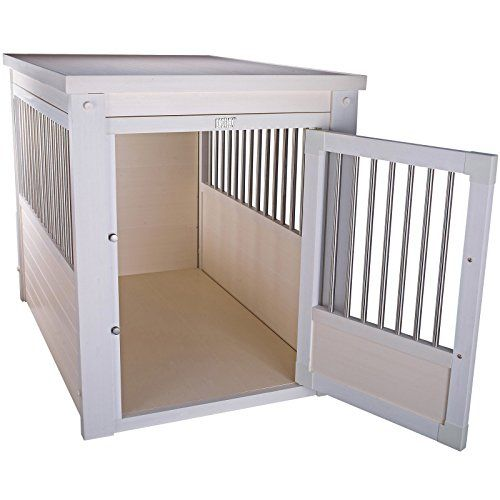 The 25 best dog crate end table ideas on pinterest dog for Cheap dog crate furniture