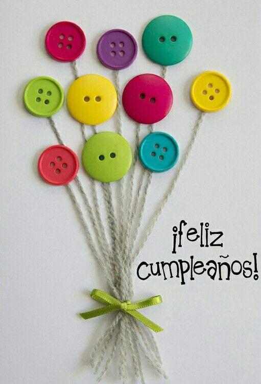 Targeta de feliz cumpleaños