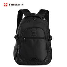"US $32.33 Swisswin Brand Backpack Male Orthopedic School Backpack Swissgear 13.3"" 14"" 15"" Laptop Backpack Women mochila escolar Sac a dos. Aliexpress product"