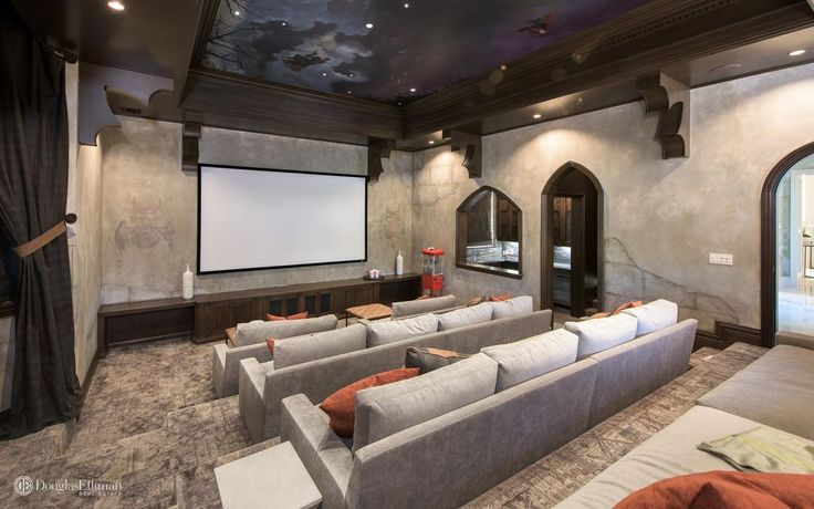 The 1097 best Tv room/Home theater images on Pinterest In England Home Design on