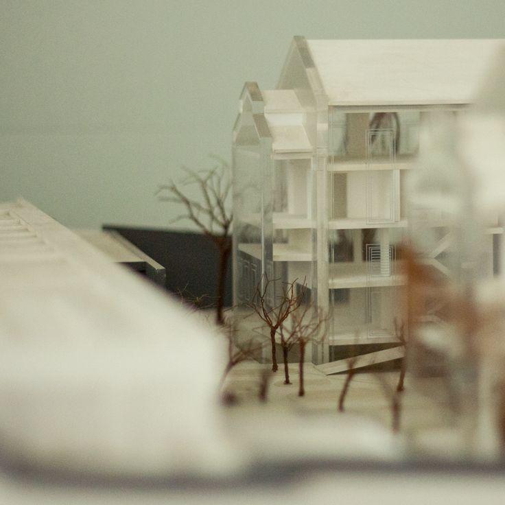 Fragmentos de Arquitectura   Arquitetura   Architecture   Atelier   Design   Maquete   Project   Mock-up   Construction