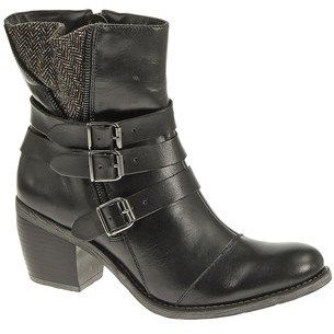 Hush Puppies Women's Rustique Ankle Boot.