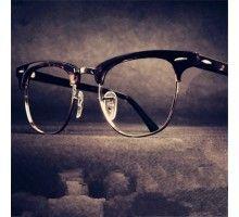 クラシック眼鏡フレームおしゃれ伊達メガネ度なし女子ナイロール型ダテメガネ近視対応男性超軽量丸顔