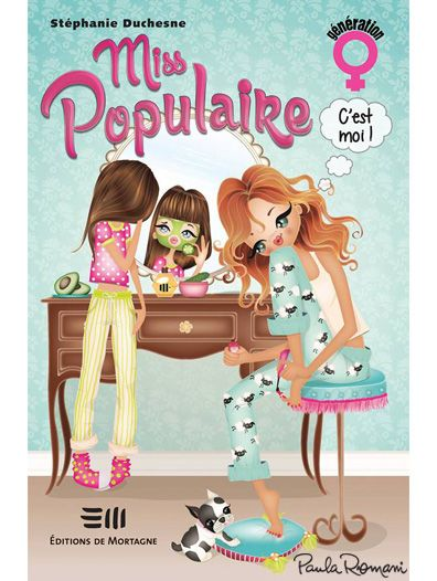 Miss Populaire - adorable.