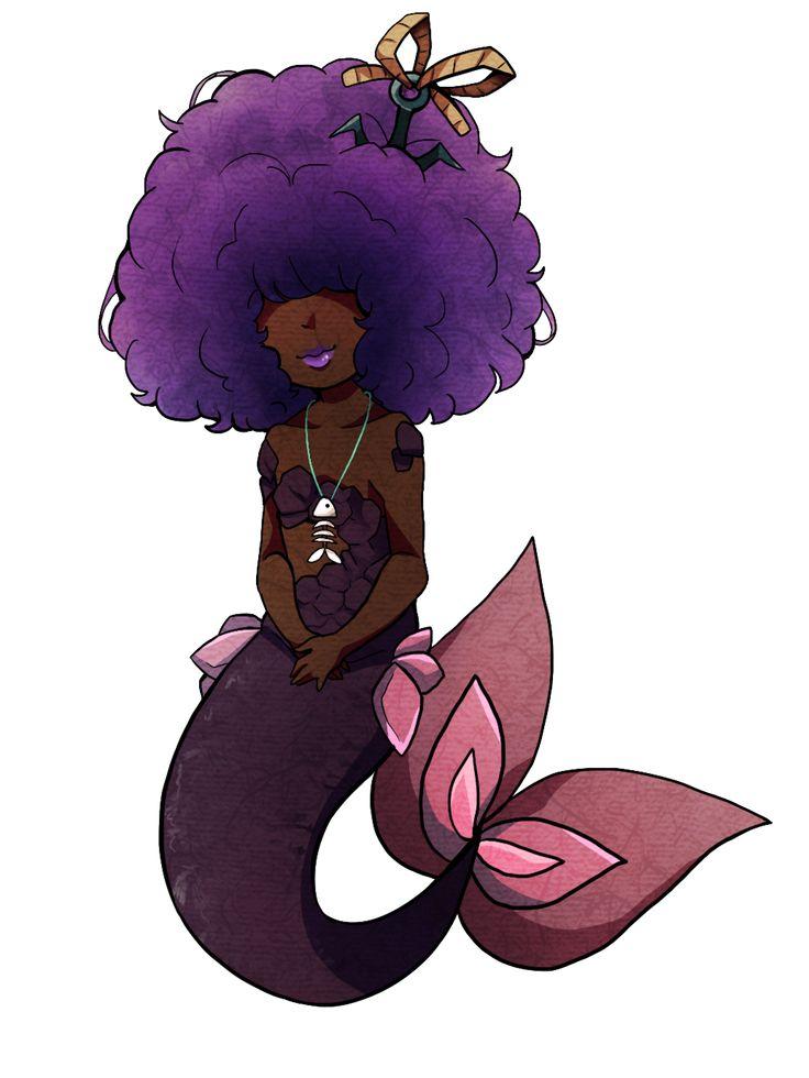 Black Women Art! – AT: Kema'o by chibi-chubear