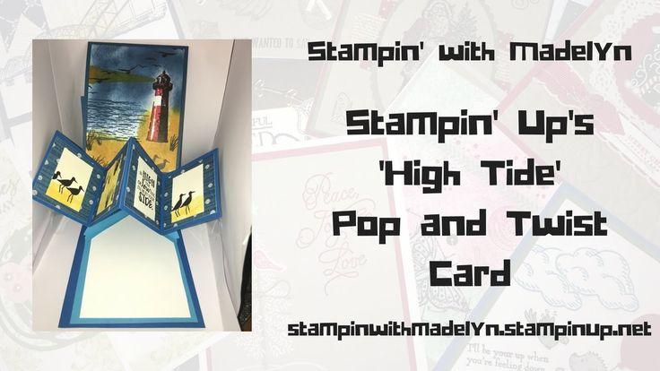 EASY Pop and Twist Card Tutorial