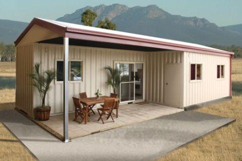 Дома из контейнеров - фото вариантов. Как построить дом из контейнеров своими руками?