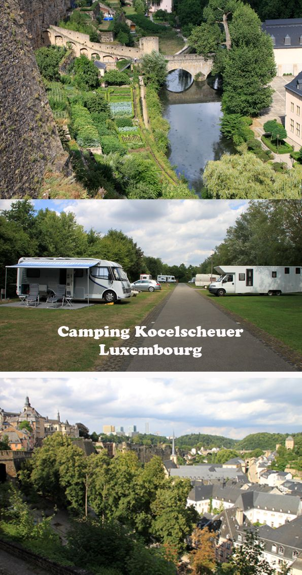 Camping Kocelscheuer, Luxembourg