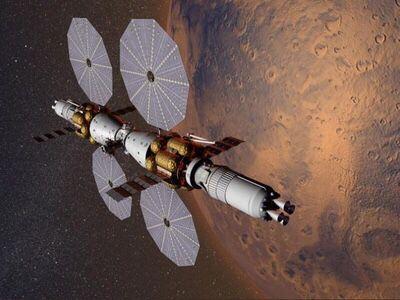 Lockheed Martin unveils fully reusable crewed Martian lander https://www.google.com/amp/s/www.cnbc.com/amp/2017/09/28/lockheed-martin-unveils-fully-reusable-crewed-martian-lander.html?utm_campaign=crowdfire&utm_content=crowdfire&utm_medium=social&utm_source=pinterest #mars #marsone #spacex #science #nasa #esa #dwv