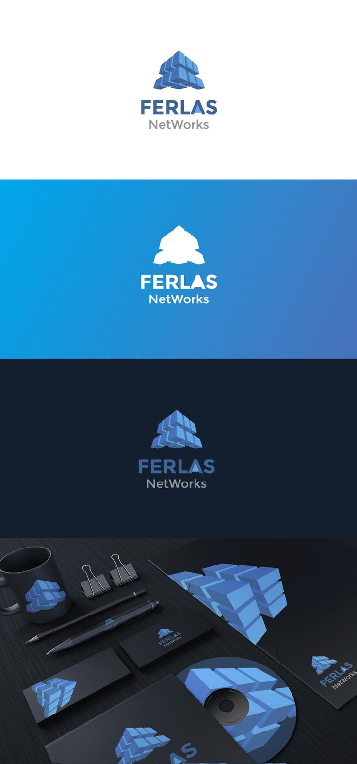 Ferlas NetWorks: identity proposition