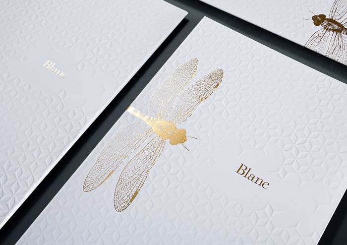 """Swiss design consultancy CCRZ created this elegant identity package for the Mandarin Oriental Hotel in Barcelona.  """"For the valued Mandarin Oriental Hotel in Barcelona, Studio Urquiola has created a highly sophisticated environment with an attention to every single detail.   Patricia Urquiola has asked CCRZ to develop the concept, corporate identity and realization of the communication elements for the bars, restaurants and spas within the hotel. A dedicated concept representing Patrici..."""