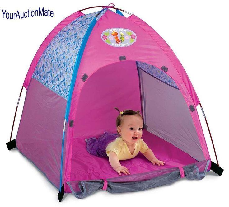 Sun Shade Tents Kids Tiny Buddy Dome Tent Flame Retardant Mesh Panels Windows  sc 1 st  Pinterest & Best 25+ Shade tent ideas on Pinterest | Sun shade tent Beach ...