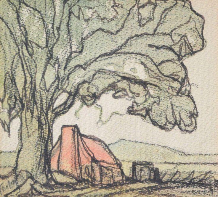 Fortin, Marc-Aurèle (1888-1970)  Paysage laurentien