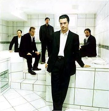 Mike Patton from Faith No More - what a voice