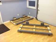 Hardtop Storage Rack/Dolly - Jeep Wrangler Forum
