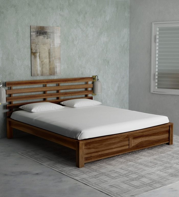 10 Latest Best Wooden Bed Designs With Pictures Wooden Bed Design Bedroom Bed Design Bed Furniture Design