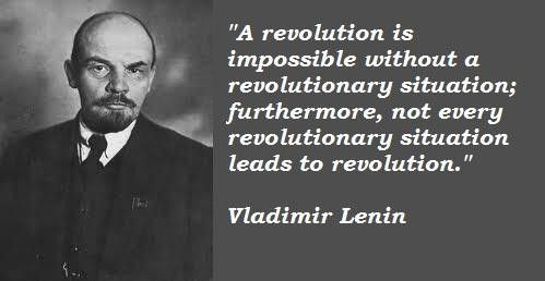 From Lenin Quotes. QuotesGram by @quotesgram