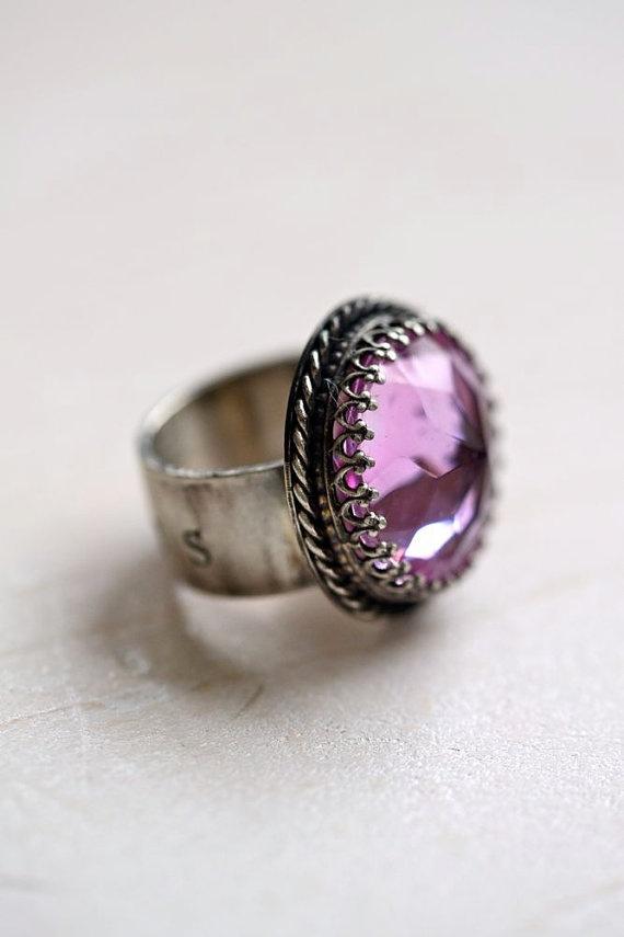 roseus ring by LaraLewisTudor Glitter, Roseus Rings, Sterling Rings