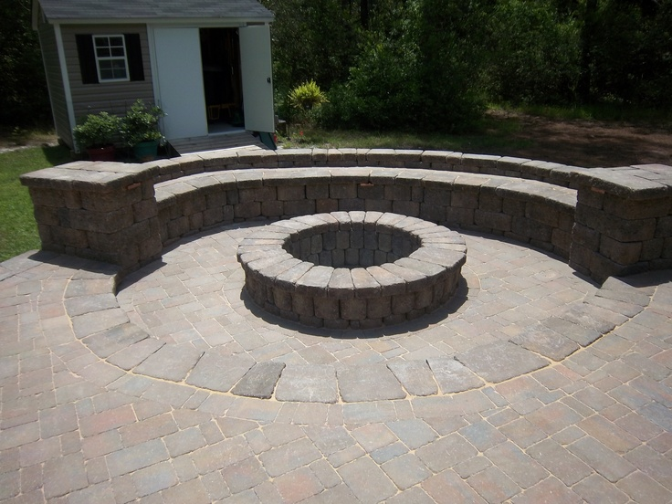 Belgard Dublin Cobble Pavers Country Manor Wall And