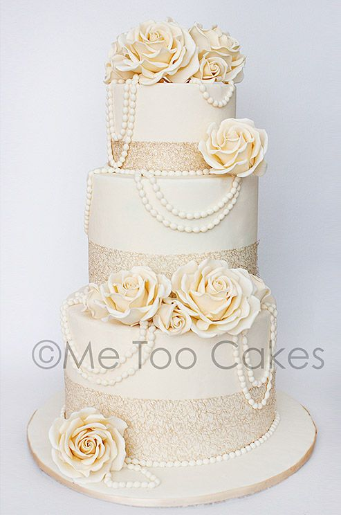 wedding cakes lace and pearl wedding cake pearls and lace this wedding ideas 24864