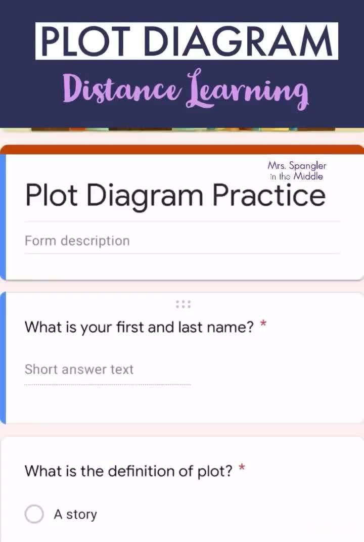 Plot Diagram Guided Notes
