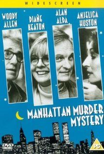 Manhattan Murder Mystery: A middle-aged couple suspects foul play when their neighbor's wife suddenly drops dead.
