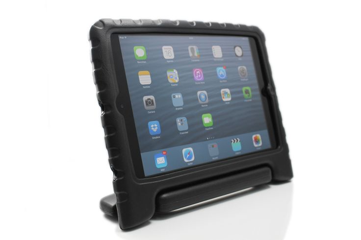 Kinder iPad mini (Retina) hoes zwart