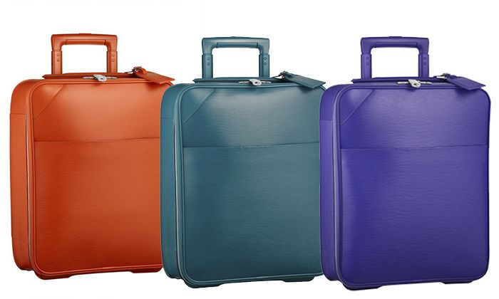 Louis Vuitton Pégase luggage. My dream luggage.