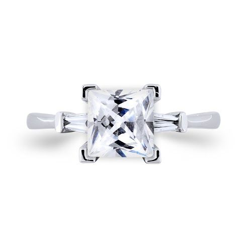 Leticia Diamond Engagement Ring Priced from $2500.00